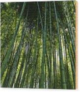 Bamboo 01 Wood Print