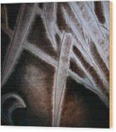 Bamboo Abstract Wood Print
