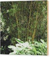 F8 Bamboo Wood Print