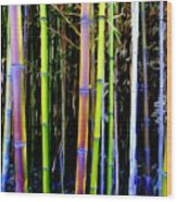 Bamboo Dreams #14 Wood Print