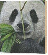 Bamboo Foodie Wood Print