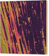 Bamboo Johns Yard 8 Wood Print