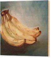 Bananas Bananas Bananas  Wood Print