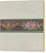 Bandbox Wood Print