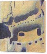 Bandelier I Wood Print