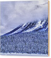 Banff National Park, Calgary Wood Print