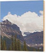 Banff National Park II Wood Print