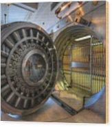 Bank Safe Locksmith - Libertylocksmithphiladelphia.com Wood Print