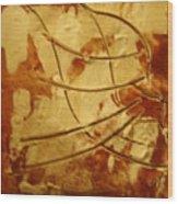 Bantu - Tile Wood Print