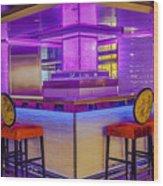 Martinis Wood Print