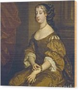 Barbara Villiers, Duchess Of Cleveland Wood Print