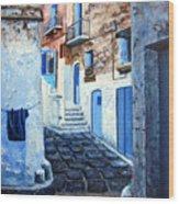 Bari Italy Wood Print