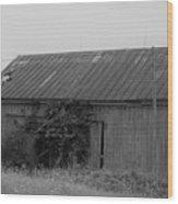 Barn 15 Wood Print