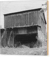 Barn In Kentucky No 79 Wood Print
