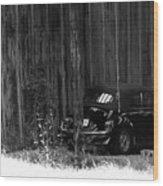 Barn N Beetle Love Wood Print