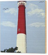 Barnegat Lighthouse Wood Print