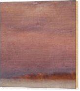 Barnstable Harbor 7 Wood Print