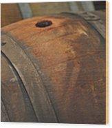 Barrel Wood Print