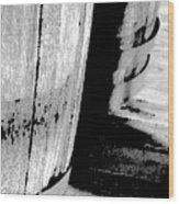 Barrels 3 Wood Print