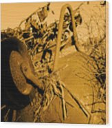 Barrow Wood Print