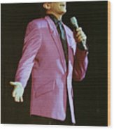 Barry Manilow-0774 Wood Print