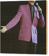 Barry Manilow-0775 Wood Print