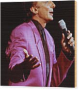 Barry Manilow-0784 Wood Print