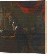 Bartholomeus Mathon Maton Wood Print