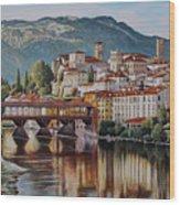 Bassano Del Grappa Wood Print