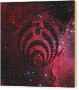 Bassnectar Galaxy Nebula Wood Print
