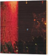 Bastet's Minions Wood Print