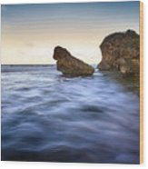 Bathsheba Flow Wood Print