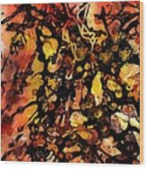 Batik Wood Print