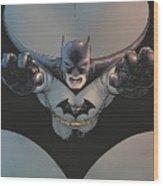 Batman Incorporated Wood Print