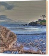 Battery Point 2 Wood Print