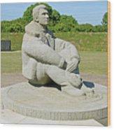 Battle Of Britain Memorial Wood Print