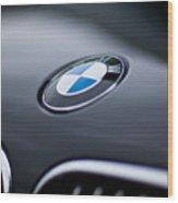 Bayerische Motoren Werke Wood Print