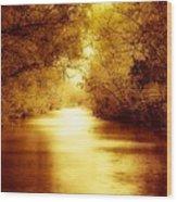 Bayou Heaven Wood Print