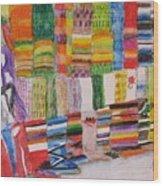 Bazaar Sabado - Gifted Wood Print