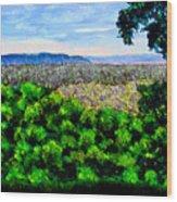 bcsp Pan Wood Print