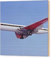 Bea De Havilland Dh 106 Comet 4b Berlin Wood Print