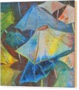 Beach Dreams II Wood Print
