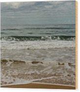 Beach Syd01 Wood Print