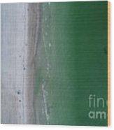 Beachin Wood Print