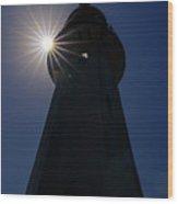 Beacon Of Hope Wood Print