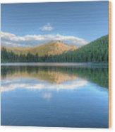 Bear Lake In Rocky Mountain National Park 2x1 Wood Print