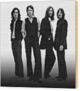 Beatles 1968 Wood Print