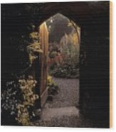 Beaulieu House & Gardens, Co Louth Wood Print