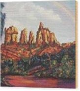 Beautiful Arizona Wood Print