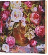 Beautiful Bouquet Wood Print